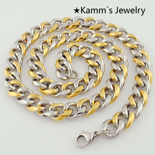 New Fashion Wide Chain Gold Leopard pattern Necklaces Costume Gold Jewelry Necklaces Gold Necklaces KN123