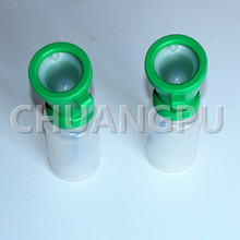 Plastic Foaming Teat Dip Cup for Goat Mobile Milking Machine(China)