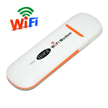 Free Shipping! ufi gsm 3g usb wifi modem router for Vehicle WIFI sharing similar to huawei E355(China)