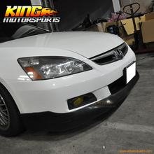 For 2006 2007 Honda Accord 2Dr Coupe Front Lip HFP-Style Urethane