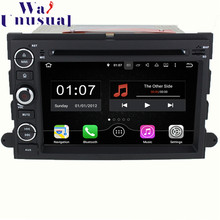 "7"" Android Car Radio Player for FORD Explorer 2006 2007 2008 2009 Auto GPS Navigation with Radio/RDS WIFI BT Quad Core 1024*600"
