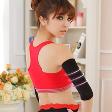 2Pcs Slimming Arm Calorie Off Burning Fat Cellulite Buster Burner Thin Arm Wrist Shaper Shapewear Strap Belt for Women