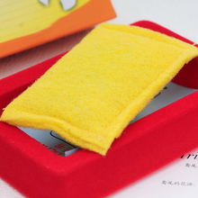 Hot Sales Rushed Scouring Pad Pano De Prato Cozinha Cloth Towel New Portable Shoe Towel Disposable Nonwoven Wipes Leather Care