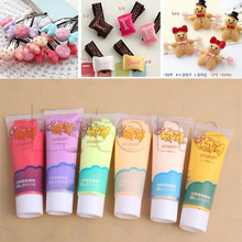 50g Whipped Cream Clay Kawaii DIY Craft Glue Cupcake Phone Case Decor Moulding