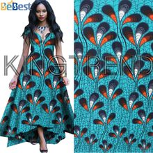 african fabric super wax hollandais african wax print fabric 100% cotton african ankara fabric H17020901