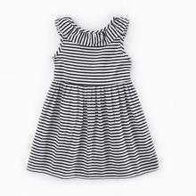 Summer Baby Girls Princess Dress Pageant Sleeveless Striped Dresses Costume Dressse Birthday Outfits Party Wear New 2017 Prince