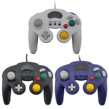 Wired Gamepad Controller With Three Button for Nintendo for GameCube Joystick N for GC