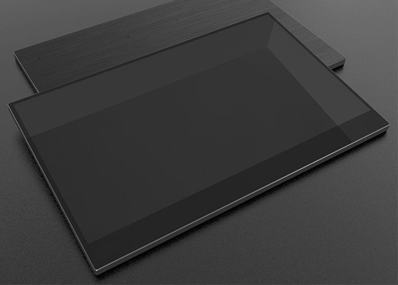 Super Thin No Frame 4K Portable Screen 15.6 Inch Gaming Monitor For Ns PS4 XBOX Switch Laptop PC Computer With Speaker 15