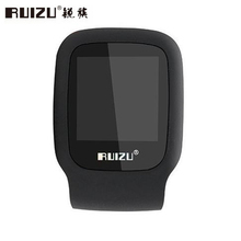 2017 New Arrive Original RUIZU X09 Sport MP3 Player 4GB Clip Mini with Screen Can Play 30 Hours with FM, E-Book, Clock, Data(China)
