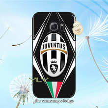 juventus logo sports lovely plastic hard phone accessories case for samsung s3 s34 s5 s6 edge s7edge s8 s8plus note4 note5 cover