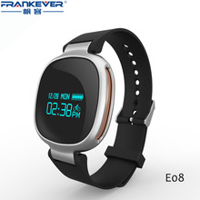 E08 Men Removable Sport Tracking Bluetooth smart fitness bracelet ios and android Heart Rate Monitor Waterproof Wristband