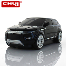 CHYI Optical Wireless Mouse Super Fashion Sport Car Latest SUV Shaped Mice Gaming Mouse 1600DPI For PC Laptop Computer Mouse