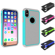 Buy Sunjolly Football Armor 2 1 Shockproof Protection Phone Cases Cover Hybrid Silicone Shell fundas carcasa Apple iPhone 8 for $3.66 in AliExpress store