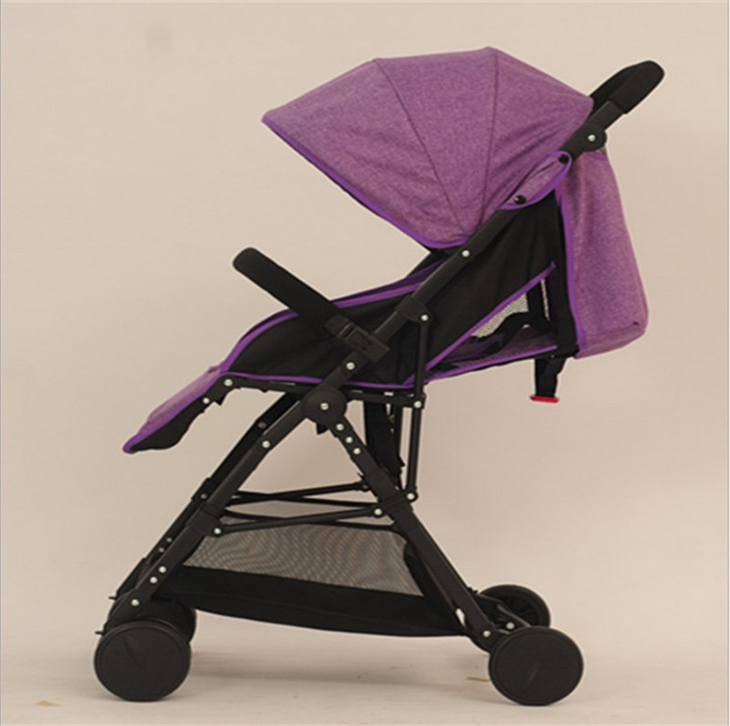 3 in 1 Bebe Umbrella Car High Landscape Ultra-light Baby Stroller Folding Baby Girl&Boy Carriage 0-3 Years Old Purple,Red,Blue.01