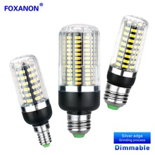 Three Level Dimmer No Flicker Led lamp 220V 5W 10W 15W E27 E14 Led Corn Bulb Smart Light Leds Bulb Lamps 5733 SMD Dimming