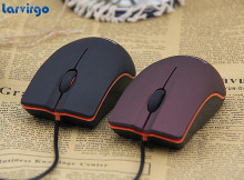 High Quality Wired Mouse USB 2.0 Pro Gaming Mouse Optical Mice For Computer PC With a Logo(China)