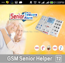large font mobile phone for old/elderly people with Blood pressure measurement T2(China)