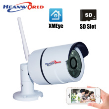IP Camera Wi-Fi Wireless Outdoor 720P SD Card Waterproof IP66 Smart WiFi Camera XMFamily CCTV Video Camera Motion Sensor Cameras(China)