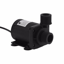 DC 24V 3.8M Magnetic Electric Centrifugal Water Pump Hotsell for Aquarium Solar-panel Circulate System Water Heater(China)