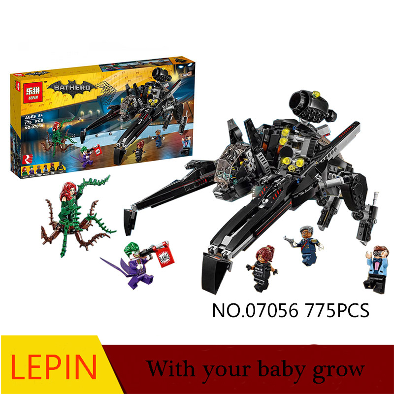 New Building Block Lepin Super Hero LEPIN 07056 Avenger Superheroes Batman Child Education Toy  Model Building Kits Blocks<br><br>Aliexpress