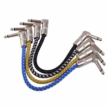 27.5cm Guitar Pedal Patch Cable Guitar Pedal Effect Pedal Effects Guitar Effects Guitar Pedal Effect Patch Cable Wire Cord