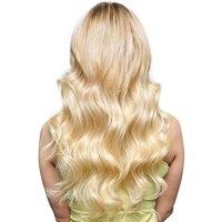 613 Blonde Brazilian Body Wave Hair Weave Bundles Honey Queen Hair Products 100% Human Hair Extensions Remy Hair Weaving 1 Pcs