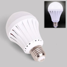LED Emergency Light Bulb Emergency Bulb Automatic Charging 5/7/9/12W Rechargeable Battery E27 Lamp CLH