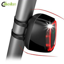 Smart Cycling Rear Light Led Bike Bicycle USB Rechargeable,Shock Sensing&Daylight Sensing bike accessories 7model - Meilan Technology Co.,Ltd store