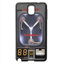 Flux Capacitor Back To The Future Cover Case for Galaxy S3 S4 S5 Mini S6 S7 edge A3 A5 A7 2015 J1 J5 J7 2016(China)