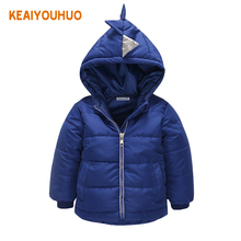 Baby Boy Coat Children Outerwear Coat pure color Boy Jacket Baby Girls Coat Warm Hooded Children Kids Spring Autumn clothes