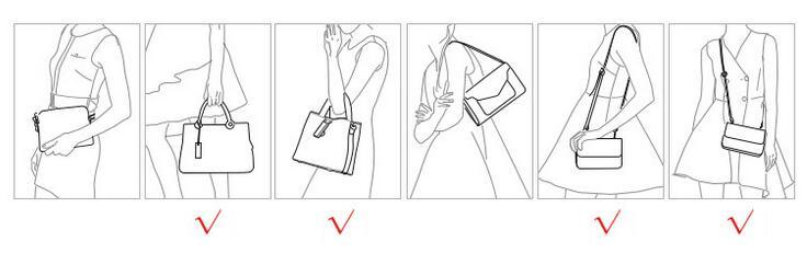Brand Fashion Fur Women Bag Handbags Women Famous Designer Woman Leather Handbag Luxury Gifts For Ladies Hand Bags Shoulder Sac