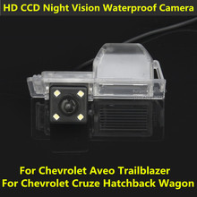 For Chevrolet Aveo 2011 2012 2013 2014 Trailblazer Cruze HD CCD Night Vision Car Rear View Reverse Backup Camera Waterproof(China)