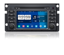 S160 Quad Core Android 4.4.4 car audio FOR BENZ Smart ForTwo Smart forfour car dvd player head device car multimedia car stereo(China)