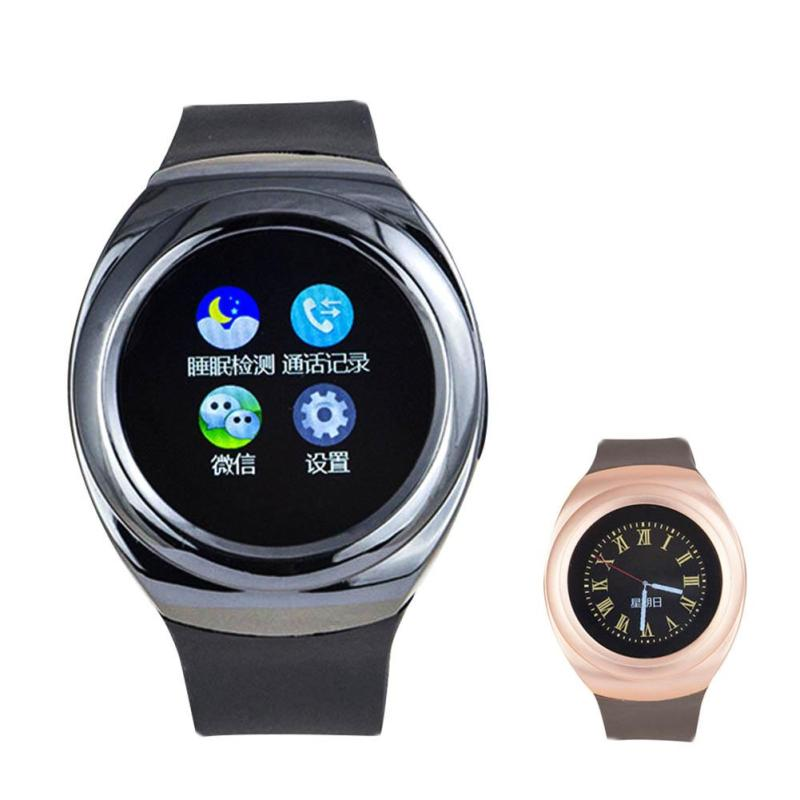2017 New  IPS Touch Screen Sport Smart Watch For Android Smartphone Support TF&amp;SIM Card Bluetooth Pedometer Anti-lost Relogio<br>