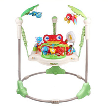 Free Shipping Rainforest Jumperoo Baby Bouncer Rocking Chair Baby Jumper Activity Center Baby Swing