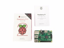 ELEMENT14 Original Raspberry Pi 2 Model B 1GB RAM 900Mhz Quad Core ARM Cortex A7 6 times faster than RASPBERRY PI B+