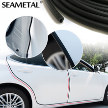 8M Universal Car Styling Door Scratch Strip Protector Edge Guard Rubber Sealing Internal Decoration Auto Accessories Car-Styling - Car's Life store