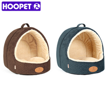 HOOPET Pet Dog Cottage House Cat Supplies Small Dog Four Seasons Universal(China)