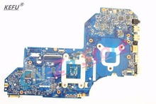 KEFU FOR HP M6-1000 M6-1100 M6-1125DX Series Motherboard HDMI LA-8713P QCL50 698395-501 Warranty 60 days(China)