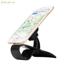 CARPRIE 2017 New Design Universal Magnetic Car Dashboard Cell Phone GPS Mount Holder Stand phone accessories phone holder(China)