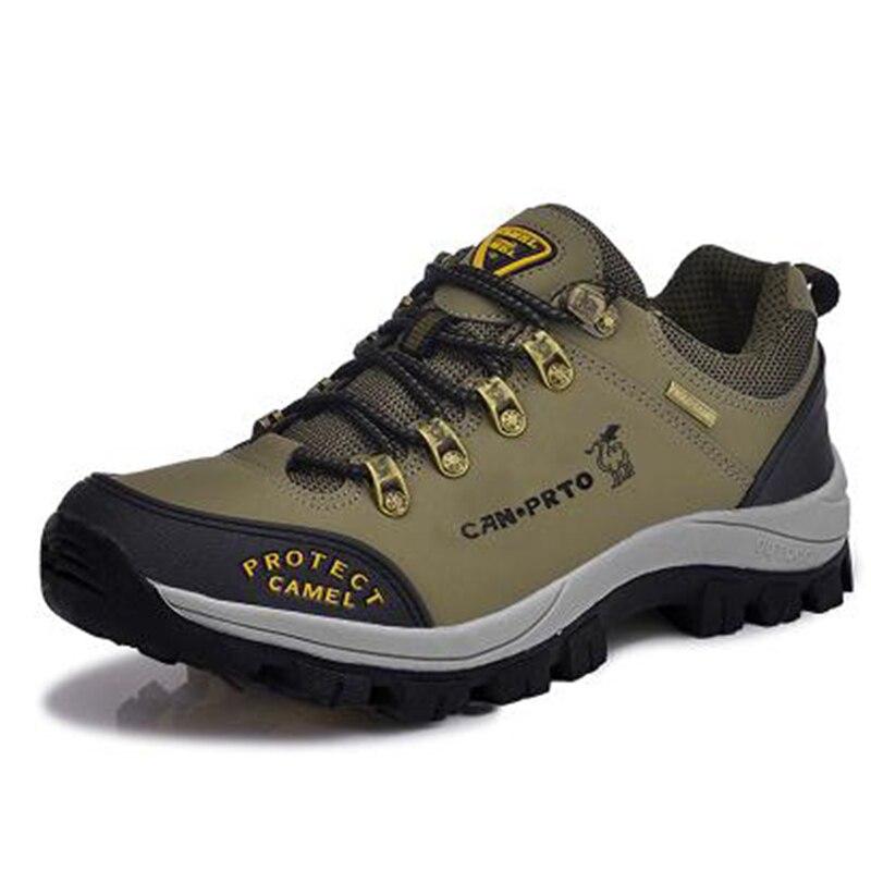 2017 New spring men outdoor shoes waterproof men breathable waterproof walking shoes men mountain climbing shoes<br>