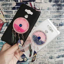 Buy Newest Colorful Case Cover Elephone P9000 Capa Fundas Dynamic Liquid Glitter Quicksand Soft TPU Jewelled Unicorn for $3.46 in AliExpress store