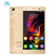 Original Oukitel C5 Pro 4G Smartphone MTK6737 Quad Core Android 6.0 2G RAM 16G ROM 5.0 Inch 1280x720 Unlock Mobile Phones(China)
