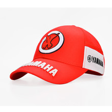 NEW YMH Trucker Hat 99 Jorge Lorenzo Hats for Men Racing Cap Cotton GP Motorcycle Racing Baseball Caps Car Sun Snapback Caps(China)