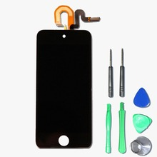 Black Color for Apple ipod Touch 5 lcd display + Touch Screen Digitizer Assembly,High Quality