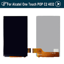 Original 4032 For Alcatel one touch POP C2 4032A 4032D 4032E 4032X OT4032 lcd screen display replacement