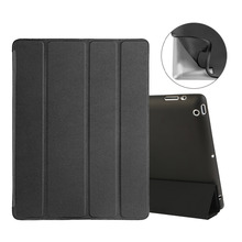 Smart Stand Cover for Apple iPad 2 3rd Generation 4th Generation with Flexible Soft Back TPU Case(China)