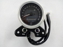 CG125 GN125 USB Interface Instrument Motorcycle Speedometer Speedo Odometer(China)
