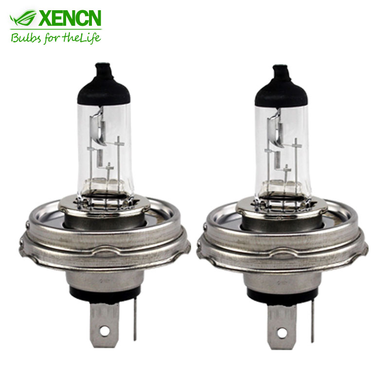 XENCN H4 P45t 12V 100/90W 3200K Clear Series Offroad Standard car Head Lights Halogen Bulb Auto Lamps Free Shipping 2PCS<br><br>Aliexpress