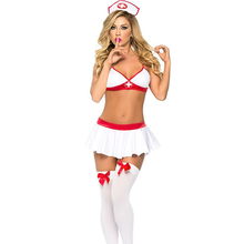 Buy Sexy Nurse Costumes Lingerie Women Cosplay Porn Lingerie Sexy Hot Erotic Porn Lingerie Female Costume Sexy Uniform Lingerie